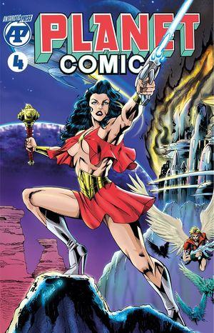 PLANET COMICS (2020) #4