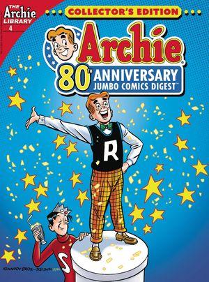 ARCHIE 80TH ANNIVERSARY JUMBO COMICS DIGEST #4