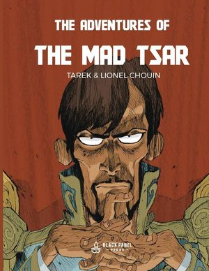 ADVENTURES OF THE MAD TSAR GN (2021) #1