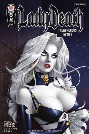 LADY DEATH TREACHEROUS INFAMY (2021) #2