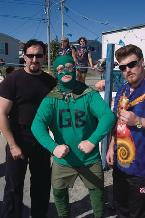 TRAILER PARK BOYS BAGGED & BOARDED (2021) #1 PHOTO