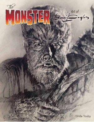 MONSTER ART OF BASIL GOGOS HC WOLFMAN VAR CVR