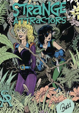 STRANGE ATTRACTORS (2021) #6 C