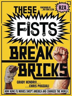 THESE FISTS BREAK BRICKS HOW KUNG FU MOVIES SWEPT  #1