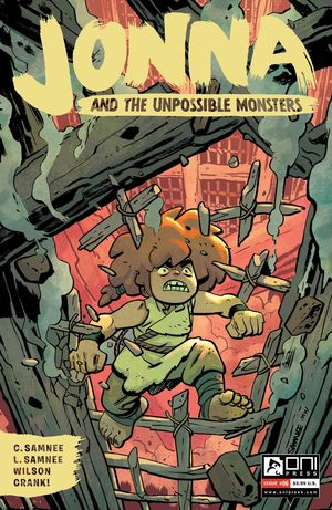 JONNA AND THE UNPOSSIBLE MONSTERS (2021) #6