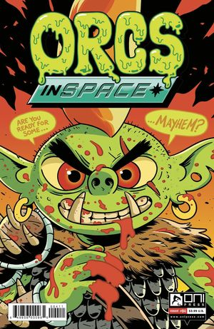 ORCS IN SPACE (2021) #4
