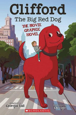 CLIFFORD THE BIG RED DOG THE MOVIE GN #1