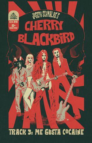 CHERRY BLACKBIRD (2021) #3