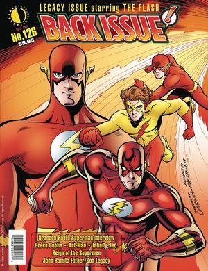 BACK ISSUE MAGAZINE (2003) #126