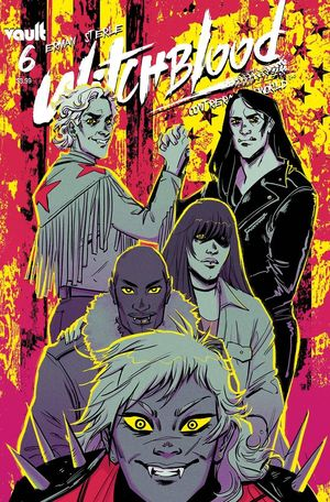 WITCHBLOOD (2021) #6