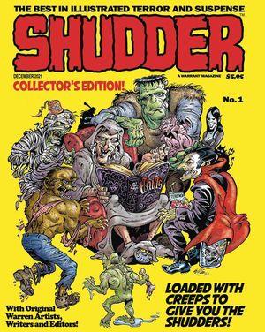 SHUDDER MAGAZINE (2021) #1