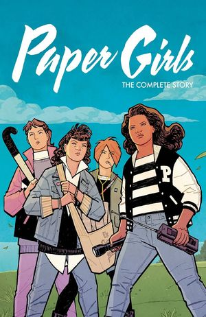 PAPER GIRLS COMP STORY TP