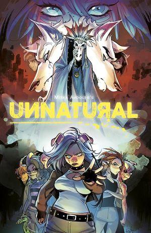 UNNATURAL OMNIBUS HC (MR)
