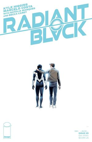 RADIANT BLACK (2021) #9