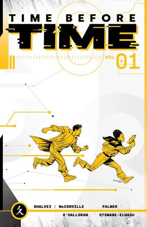 TIME BEFORE TIME TPB (2021) #1