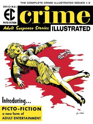 EC ARCHIVES CRIME ILLUSTRATED HC (2021) #1