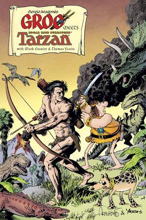 GROO MEETS TARZAN (2021) #4