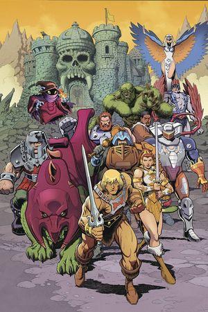 MASTERS OF THE UNIVERSE REVELATION (2021) #4B