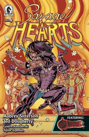 SAVAGE HEARTS (2021) #4