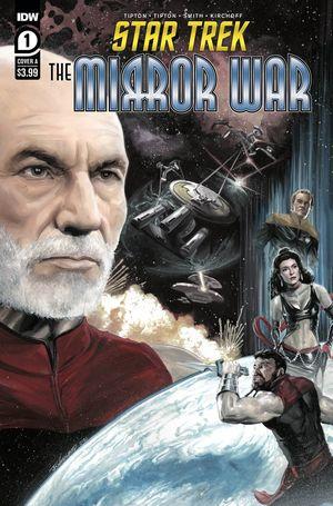 STAR TREK MIRROR WAR (2021) #1
