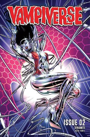 VAMPIVERSE (2021) #2 SANAP