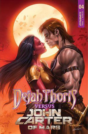 DEJAH THORIS VS JOHN CARTER OF MARS (2021) #4