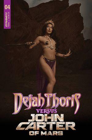 DEJAH THORIS VS JOHN CARTER OF MARS (2021) #4 COSP
