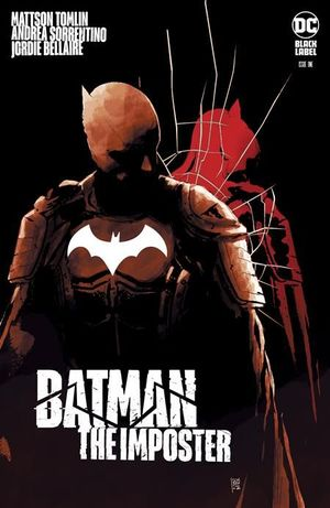 BATMAN THE IMPOSTER (2021) #1