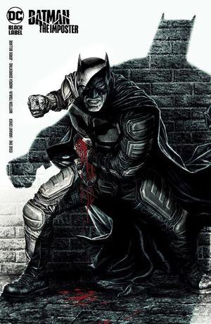 BATMAN THE IMPOSTER (2021) #1B