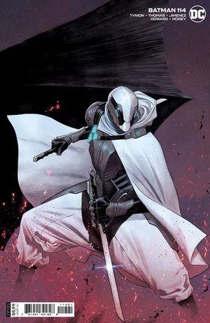 BATMAN (2016 3RD SERIES) #114 VAR