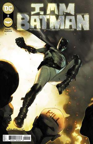 I AM BATMAN (2021) #2