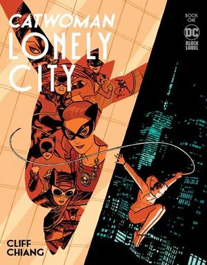 CATWOMAN LONELY CITY (2021) #1