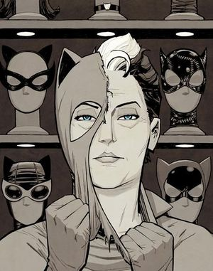 CATWOMAN LONELY CITY (2021) #1B