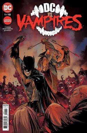 DC VS VAMPIRES (2021) #1