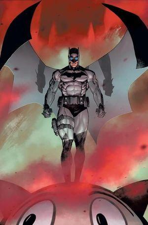 BATMAN CATWOMAN (2020) #8