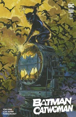 BATMAN CATWOMAN (2020) #8C