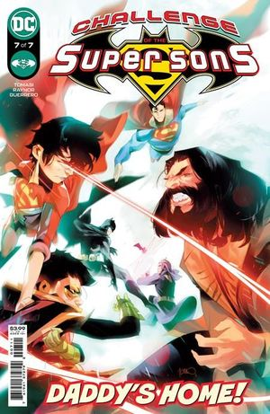 CHALLENGE OF THE SUPER SONS (2021) #7