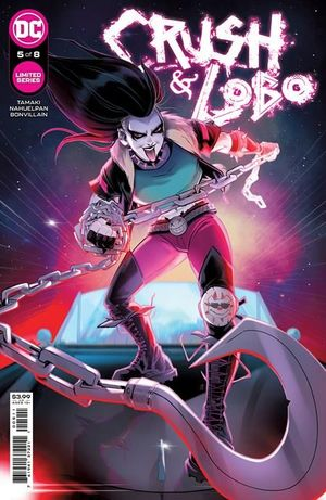 CRUSH & LOBO (2021) #5