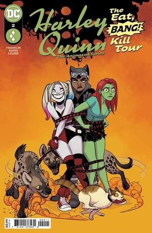 HARLEY QUINN THE ANIMATED SERIES (2021) #2