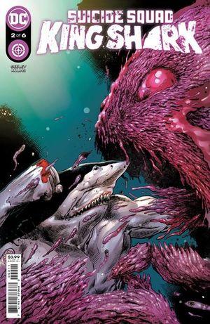SUICIDE SQUAD KING SHARK (2021) #2