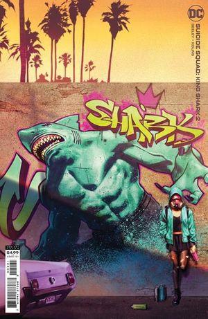 SUICIDE SQUAD KING SHARK (2021) #2 MOLINA
