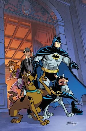 BATMAN AND SCOOBY-DOO MYSTERIES (2021) #7
