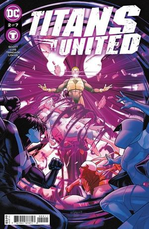 TITANS UNITED (2021) #2