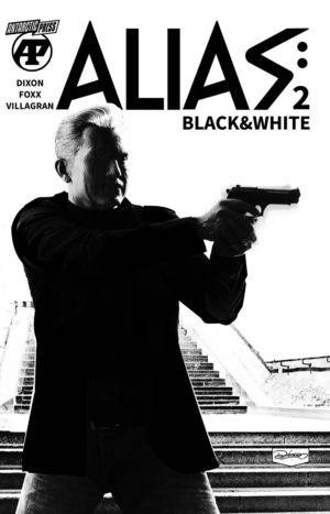ALIAS BLACK & WHITE (2021) #2