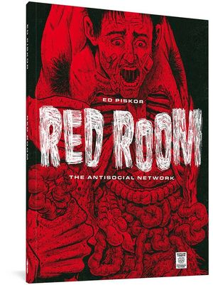 RED ROOM ANTISOCIAL NETWORK TP (2021) #1