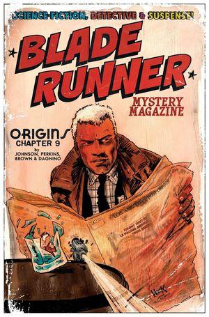 BLADE RUNNER ORIGINS (2021) #7 HACK