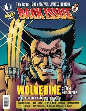 BACK ISSUE MAGAZINE (2003) #132