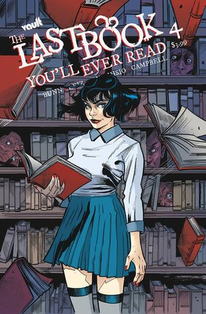 LAST BOOK YOULL EVER READ (2021) #4