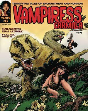 VAMPIRESS CARMILLA MAGAZINE (2020) #6