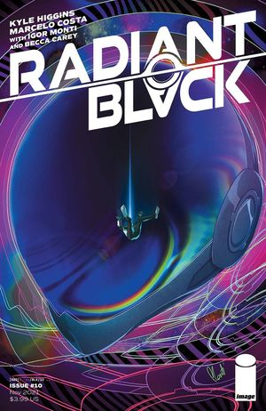 RADIANT BLACK (2021) #10 MONTI
